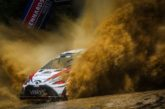 WRC – Strong performance of Toyota Yaris WRC goes unrewarded in Australia