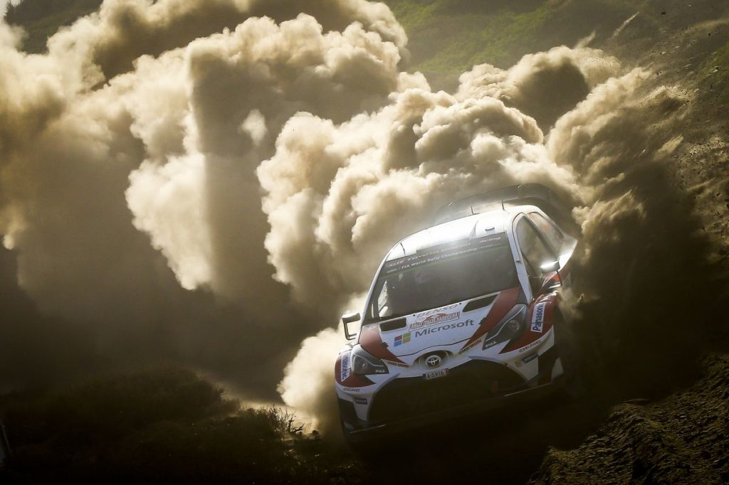 Image result for Toyota Gazoo Racing Rally Australia