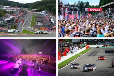 Blancpain GT Series – Une grandiose 70ème édition des Total 24 Hours of Spa se prépare