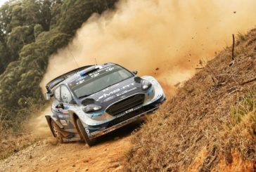 WRC – Victims of their own success : M-sport endure a tough day in Australia