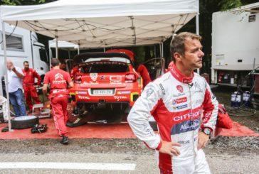 Sébastien Loeb de retour en WRC