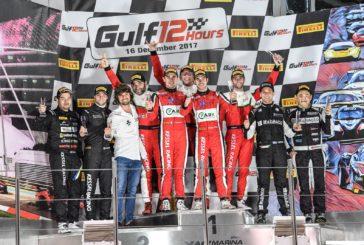 Gulf 12h – Le Kessel Racing termine sa saison par une double victoire