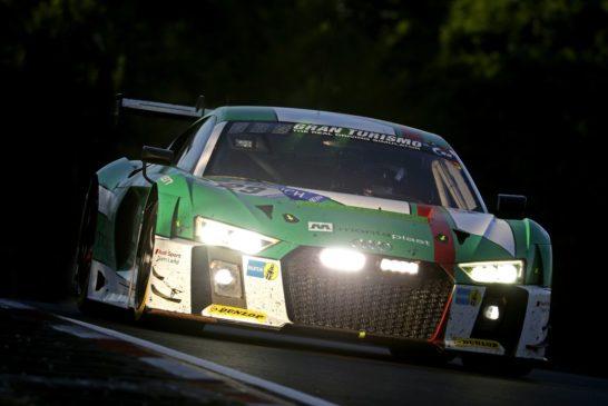 Außergewöhnliche Saison: 24 Titel für Audi Sport customer racing