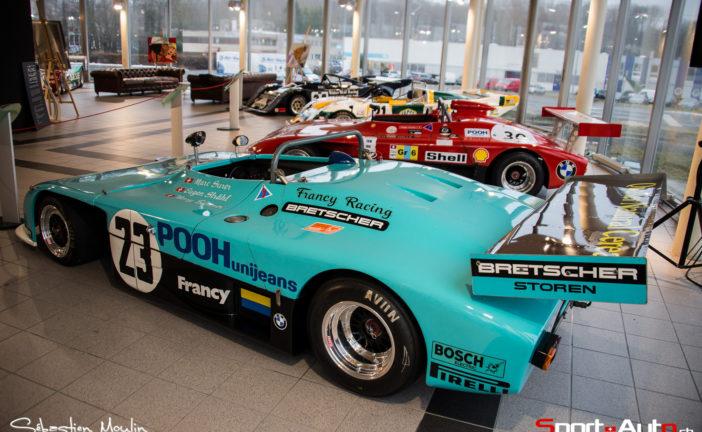 Exposition : 24 bolides des 24 Heures du Mans à votre porte