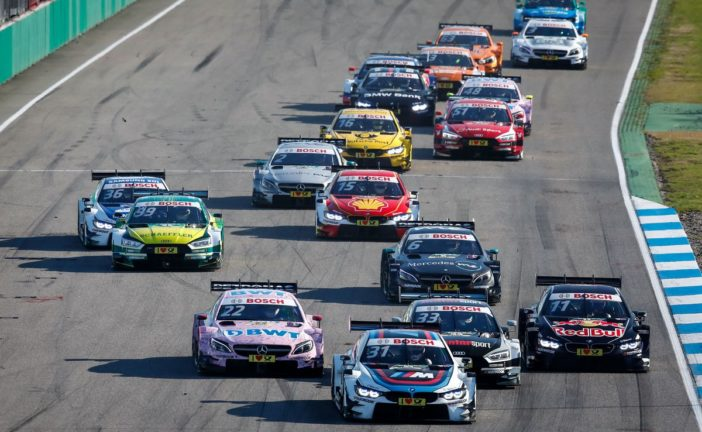 DTM to be covered live from 2018 by German TV station SAT.1