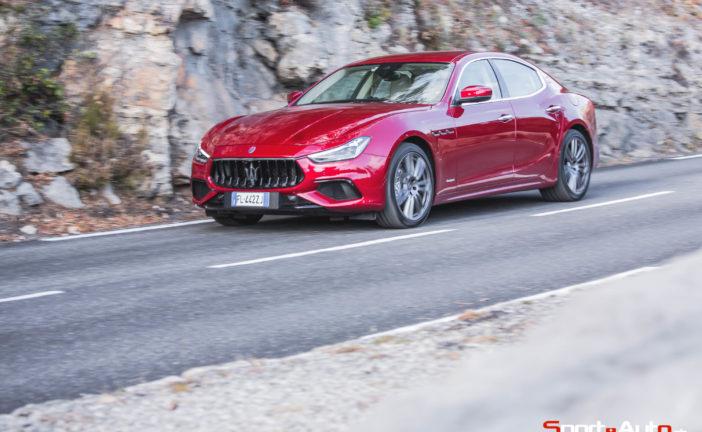 Essai – Maserati Ghibli MY2018