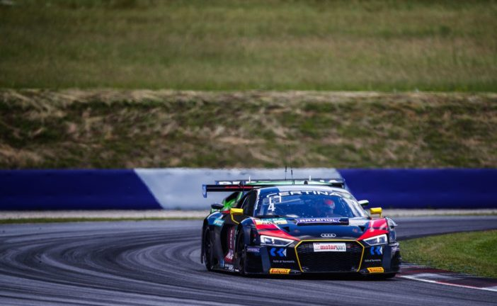 Patric Niederhauser riding high: 2017 is his strongest season to date in the ADAC GT Masters