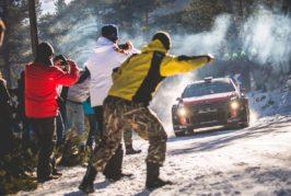 A regal return for the Citroën C3 WRC