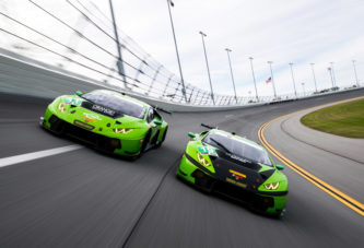 GRT Grasser Racing intends to repeat its Dubai success in Daytona