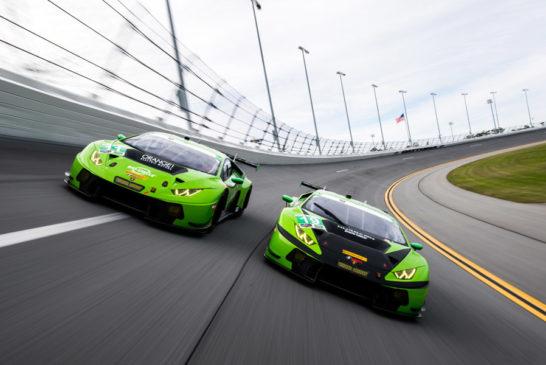 GRT Grasser Racing intends to repeat its Dubai success in Daytona
