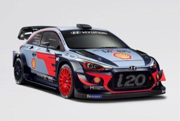 Hyundai Motorsport erneuert Titelambitionen in der fünften WRC-Saison