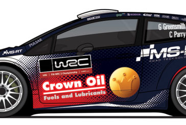 Greensmith confirms eight-round campaign with Fiesta R5 and WRC 2