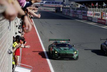 24h Dubai: Mercedes-AMG wins a thrilling Dubai 24-hour race with Black Falcon