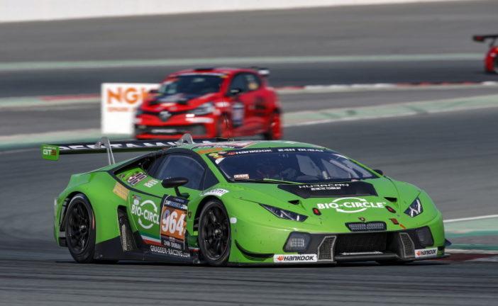 Deux suisses en pole des 24H de Dubai