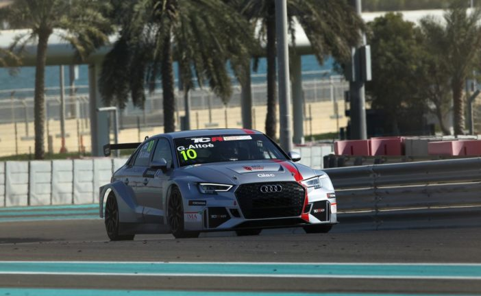 TCR Middle East – Giacomo Altoè on pole, Florian Thomas 4th