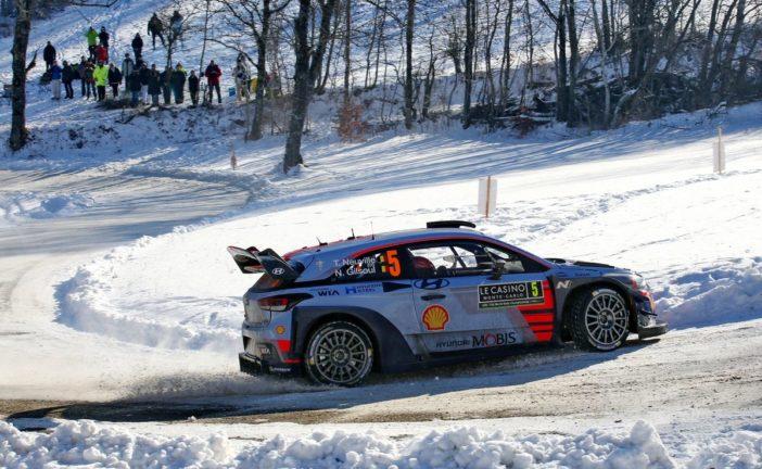 Hyundai Motorsport geht mit Siegambitionen in die Rallye Monte Carlo