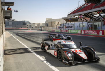 Drama at the finish for Simpson Motorsport at 3X3H Dubai