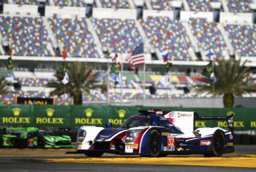 24h Daytona – Hugo de Sadeleer au pied du podium, victoire en GTD pour Rolf Ineichen