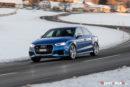 Essai – Audi RS3 berline