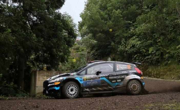 ERC – Larsen targets Azores redemption ahead of ERC Junior Under 28 attack