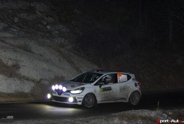 WRC – Une première soirée pleine de rebondissements au Monte-Carlo
