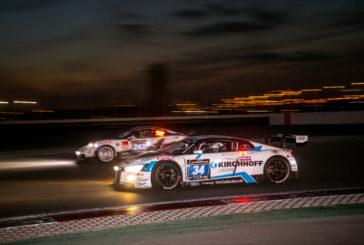 Zwei Wochenenden mit Action im Dubai Autodrome zum Start der Creventic Series 2018