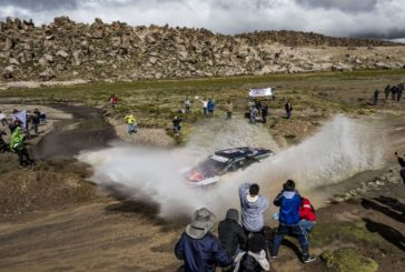 Muddy marathon stage shakes up the Dakar Rally leaderboard