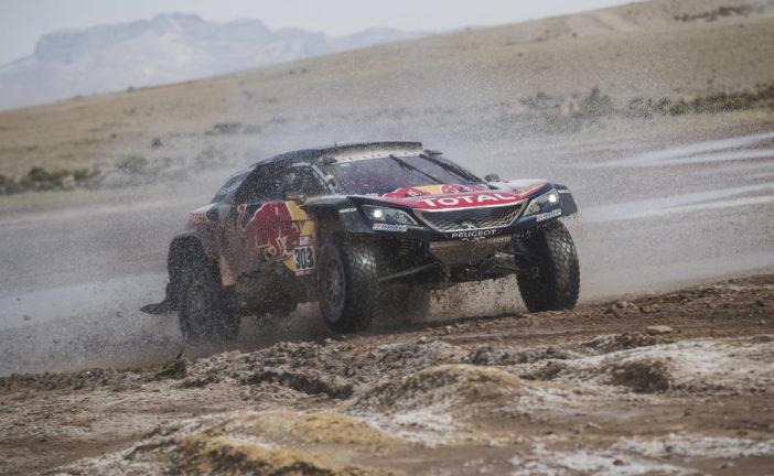 Mechanical mastery shines on second half of Dakar marathon