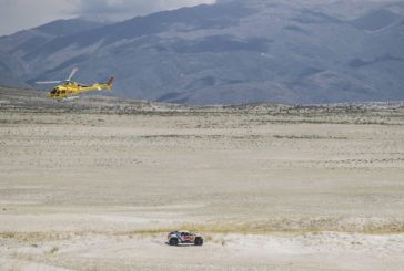 Wrong turns and sun burns dominate stage 10 of the Dakar Rally