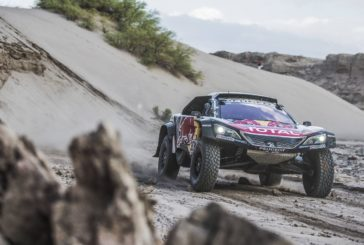 Super Fiambalá stage raises the temperature at 2018 Dakar Rally