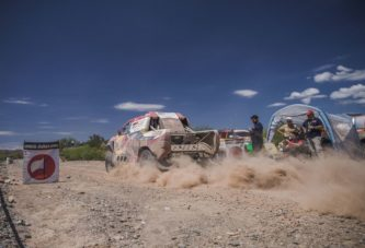 Mammoth distances covered on strenuous stage 12 of Dakar