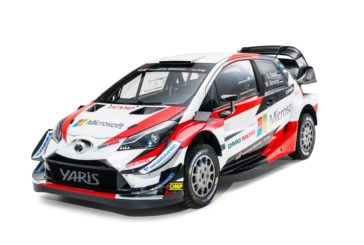Toyota Gazoo Racing launches 2018 Yaris WRC