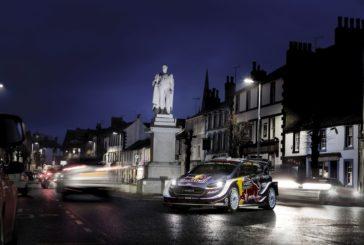 M-Sport livery revealed at Autosport International