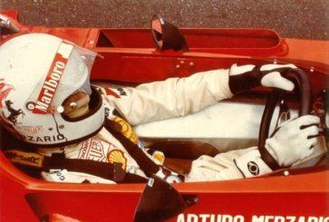 Arturo Merzario à St-Moritz: rencontre avec une légende vivante