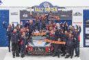 Thierry Neuville feiert für Hyundai Motorsport in Schweden ersten Saisonsieg