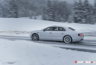 Essai – Bentley Flying Spur W12 S