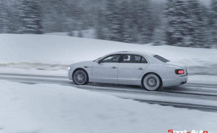 Essai – Bentley Flying Spur W12 S