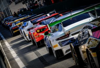Blancpain GT Series pre-selects 26-car Pro field for 2018 Endurance Cup