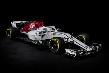 F1 – Alfa Romeo Sauber présente sa nouvelle monoplace 2018