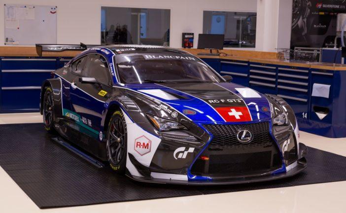 Emil Frey Lexus Racing présente son programme de compétition pour la saison 2018