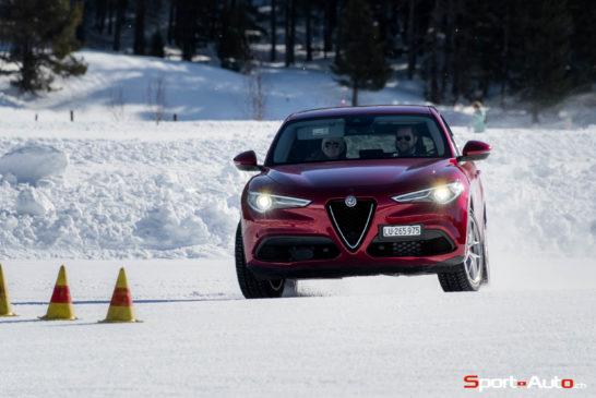 Le Snow Training du Groupe FCA