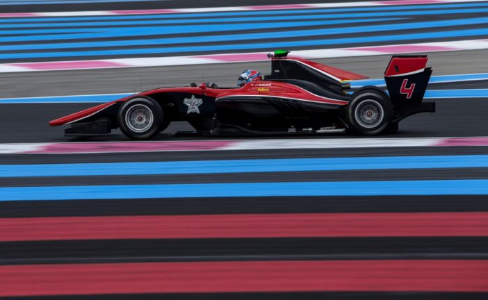British driver fastest in first day of GP3 testing