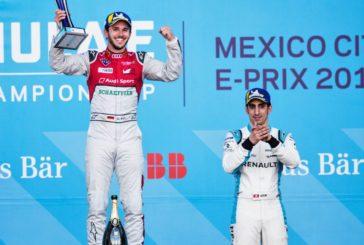 Formule E – Première victoire d'Audi et de Daniel Abt. Sébastien Buemi 3e