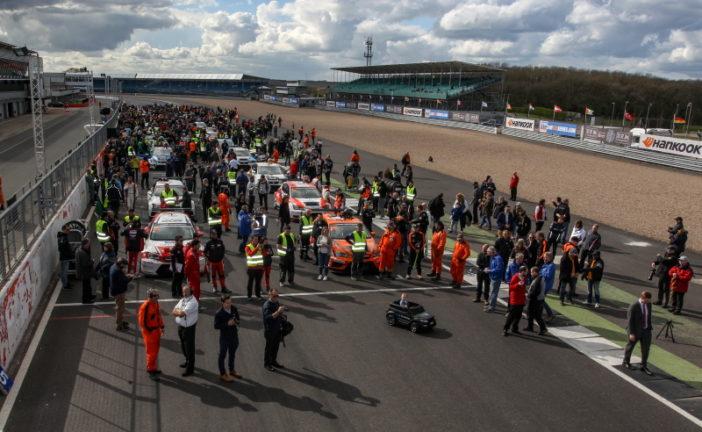 La saison européenne de la Creventic Series débute à Silverstone
