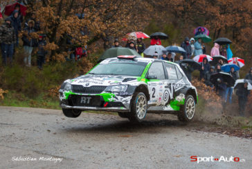 Rallye du Pays du Gier : Ivan Ballinari – Paolo Pianca victorieux !