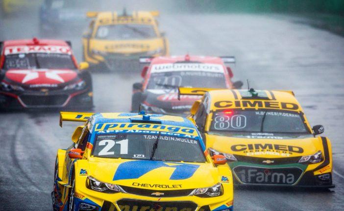 Stock Car – Une crevaison met fin aux espoirs de Nico Müller