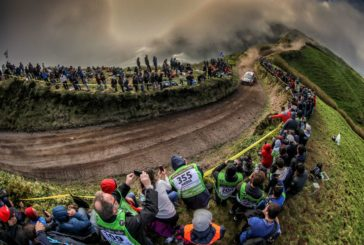 Lukyanuk holds ERC lead as battles rage behind in Azores
