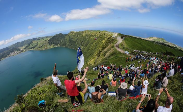 Live TV coverage for ERC Azores Airlines Rallye