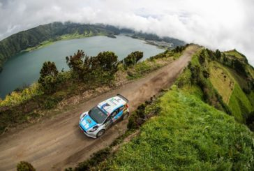 R5 x 35 for Azores ERC season opener !