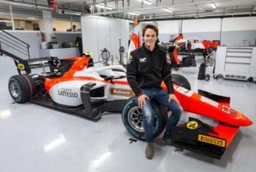Ralph Boschung rejoint MP Motorsport pour sa deuxième saison en Formule 2 FIA
